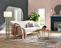 HGTV Home by Sherwin-Williams Paint Color Collections
