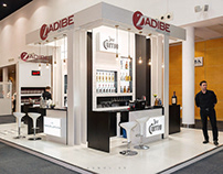 Interior Photography: Zadibe's stand