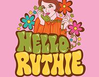 Hello Ruthie logo