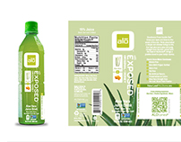 Alo - packaging & collateral