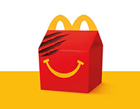 McDonald's Happy Meal - Schleich Campaign 2019