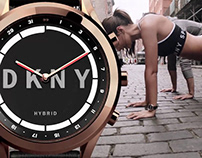 DKNY Minute Smartwatch App Official