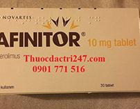 Thuốc afinitor 10mg everolimus - thuốc đặc trị 247