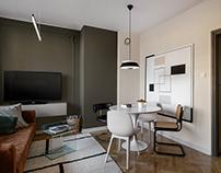 kroniki • Tamka apartment