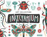 Insectarium – Art Collection By: Struvictory.art