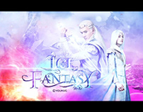 Ice Fantasy Title Card