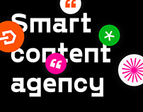 Digitory — Smart Content Agency Redesign