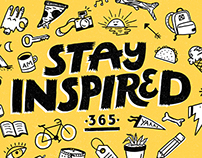Stay Inspired 365
