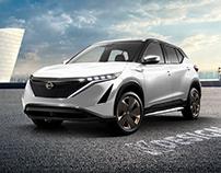 Nissan Kicks EV 2022