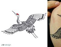 עיצוב קעקועים | Tattoo Design II