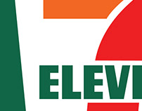 7-Eleven Logo Reveal Animation