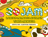 30 Jam Lancar Membaca (Children Book)