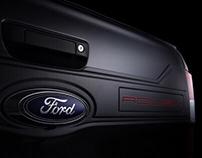 Ford Ranger photo shoot