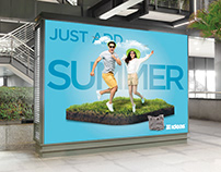 Ideas — Summer Campaign