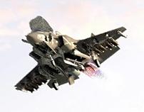 F-35 B Lightning II Operational Model GTA SA HQ model 2