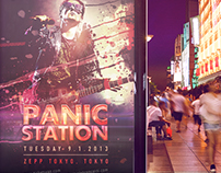 -PANIC STATION-