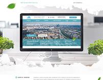 Сайт для агентства недвижимости