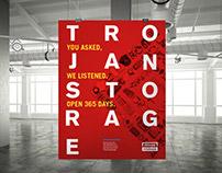 Trojan Storage