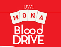 UWI Mona Blood Drive 2015