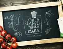 Concurso Cultural Chef em Casa - Filippo Berio + Quadra
