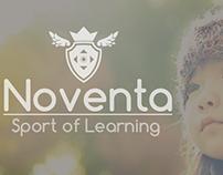 Noventa Learning Visual Identity & Web Design