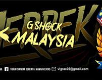 monkey apparels x g-shock malaysia
