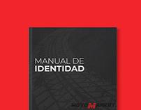 Manual de Identidad MOTOMARKET
