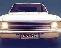 Anúncio Concessionária Chevrolet