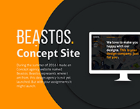 Beastos Agency website