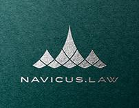 Navicus Law | Visual & Brand Identity