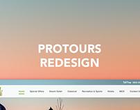 ProtoursEgypt Redesign