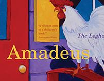 Amadeus: The Leghorn Rooster children book