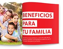 Minibook Beneficios Santander