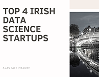 Alastair Majury | Top 4 Irish Data Science Startups