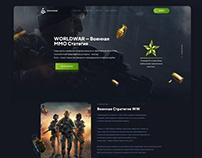 WORLDWAR - Разработка дизайна