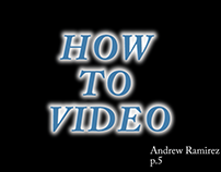 How to video project