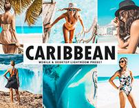 Free Caribbean Mobile & Desktop Lightroom Preset