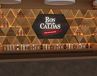 Backing Bar Ron Viejo Caldas