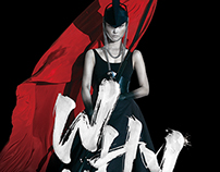 Chris Lee 李宇春2015 WhyMe Concert poster 演唱會海報