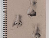 Figure Studies :: Sketchbook