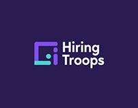 Hiring Troops - Branding