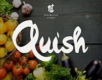 Quish Typeface