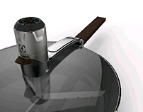 Smart Frying Pan (Electrolux Design Competition 2016)