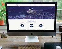 Caetano & Caetano Advogados - Website