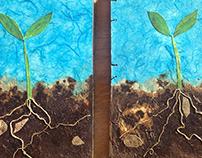 Seedling Blank Journals