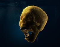 Furry Skull