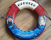 Rettungsring / Hamburg - Hummel Hummel