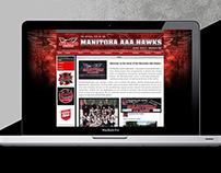 Manitoba Hawks hockey team
