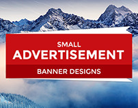 Small Advertisements | Creative Banners
