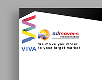 Viva Admover's Marketing Collaterals